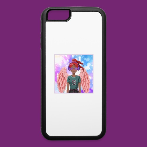 Angel dazed in love - iPhone 6/6s Rubber Case