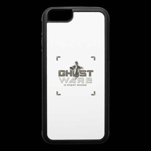 Ghostware Square Logo - iPhone 6/6s Rubber Case