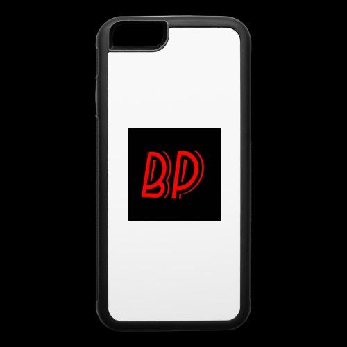 BP (BmanthePredator Logo) - iPhone 6/6s Rubber Case