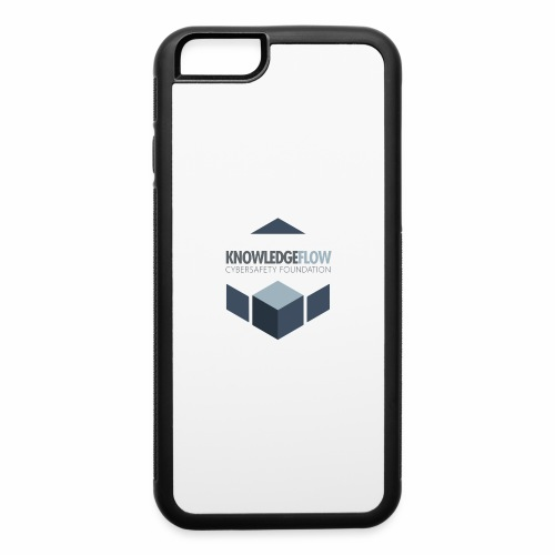 KnowledgeFlow Cybersafety Foundation - iPhone 6/6s Rubber Case