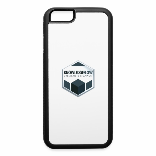 KnowledgeFlow Cybersafety Champion - iPhone 6/6s Rubber Case