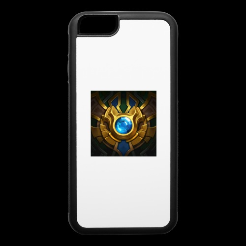 Challenger Player - iPhone 6/6s Rubber Case