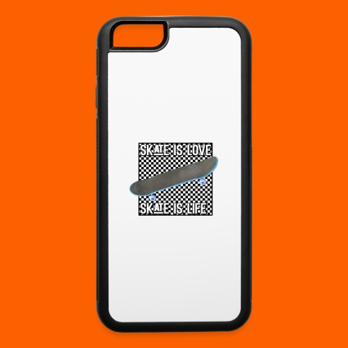 SK8 is Love - iPhone 6/6s Rubber Case