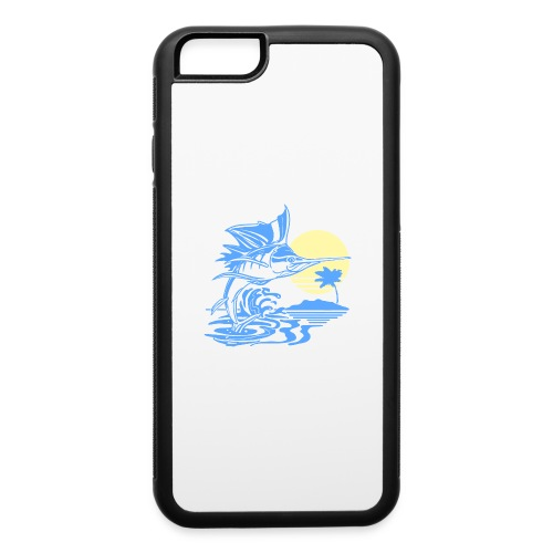 Sailfish - iPhone 6/6s Rubber Case