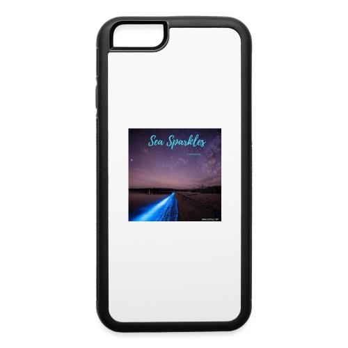 Tasmanian Sea Sparkles - iPhone 6/6s Rubber Case