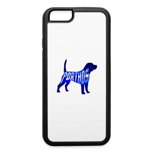 Porthos Dog - iPhone 6/6s Rubber Case