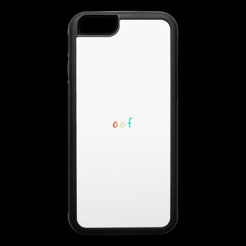 """oof"" rainbow - iPhone 6/6s Rubber Case"
