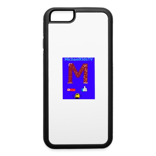 The MichaelKidsTV Offical T-Shirt - iPhone 6/6s Rubber Case