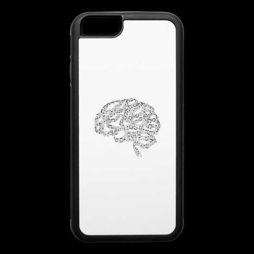 Sound of Mind | Audiophile's Brain - iPhone 6/6s Rubber Case