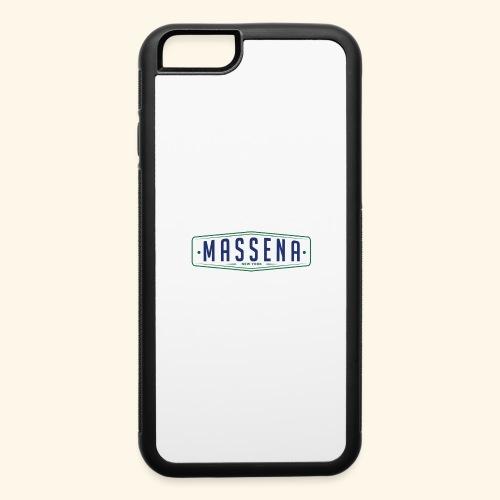 Massena Plate - iPhone 6/6s Rubber Case