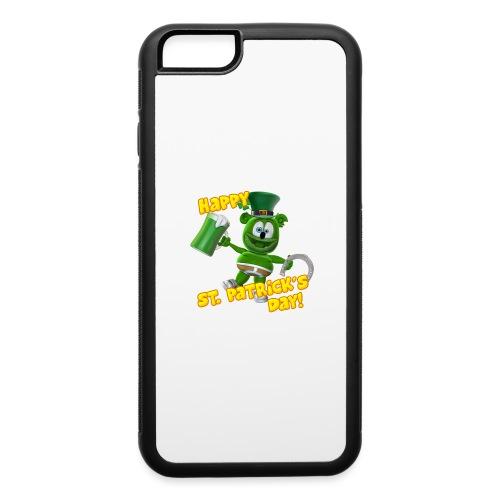 Gummibär (The Gummy Bear) Saint Patrick's Day - iPhone 6/6s Rubber Case
