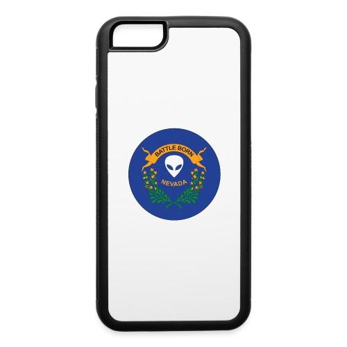 UFO Nevada - iPhone 6/6s Rubber Case
