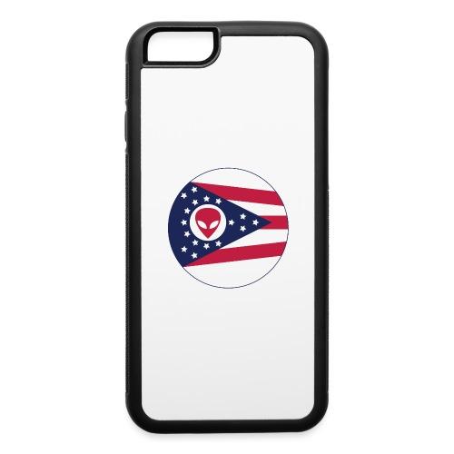 UFO OHIO - iPhone 6/6s Rubber Case