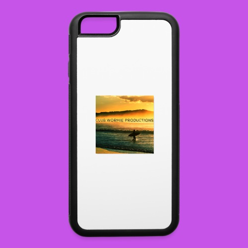 Club Wormie Productions 1 - iPhone 6/6s Rubber Case