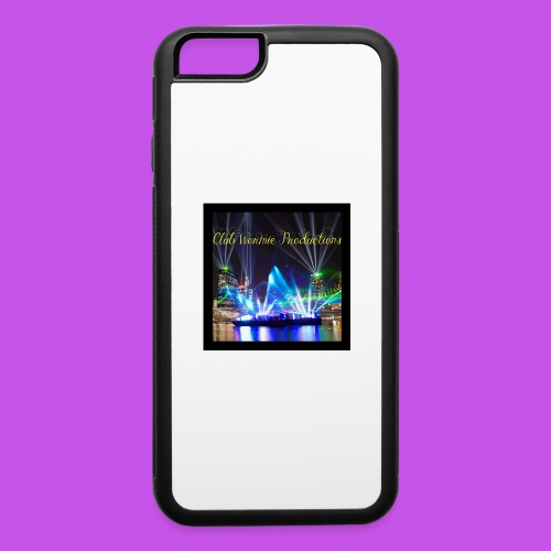 Club Wormie Productions 3 - iPhone 6/6s Rubber Case