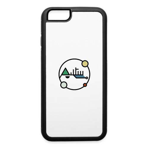 Night and day - iPhone 6/6s Rubber Case