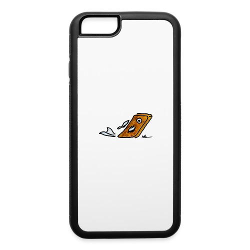 Breaded Fish - iPhone 6/6s Rubber Case