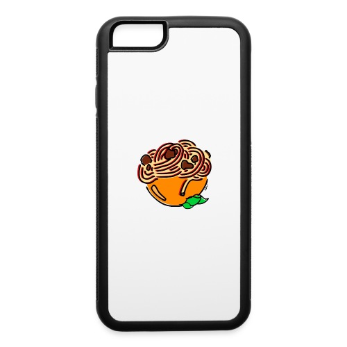Bolognese Spaghetti - iPhone 6/6s Rubber Case