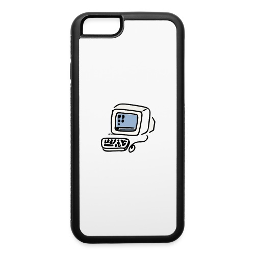 Cathodic Computer - iPhone 6/6s Rubber Case