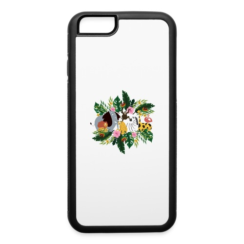 Tropical Jungle Fever - iPhone 6/6s Rubber Case