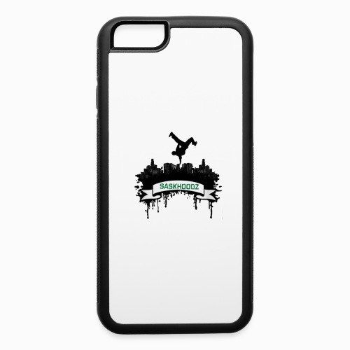 SASKHOODZ CITY - iPhone 6/6s Rubber Case