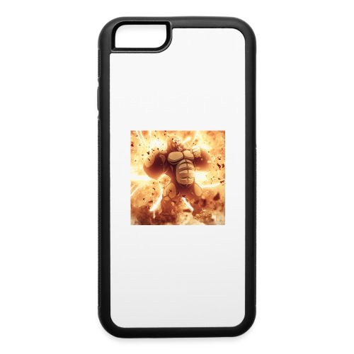 Angry Gorilla Explosion - iPhone 6/6s Rubber Case