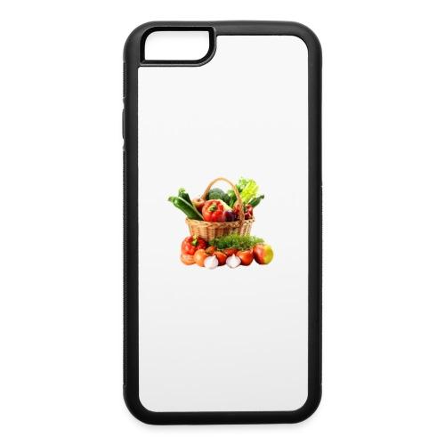 Vegetable transparent - iPhone 6/6s Rubber Case