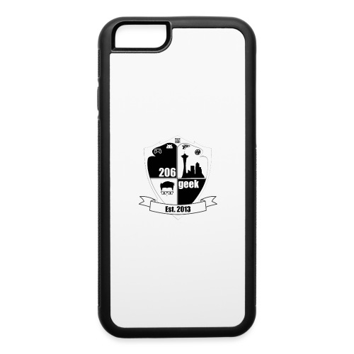 206geek podcast - iPhone 6/6s Rubber Case