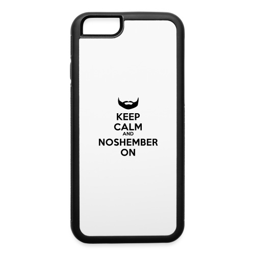 Noshember.com iPhone Case - iPhone 6/6s Rubber Case