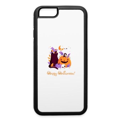 Halloween happy - iPhone 6/6s Rubber Case