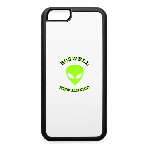 Roswell New Mexico - iPhone 6/6s Rubber Case