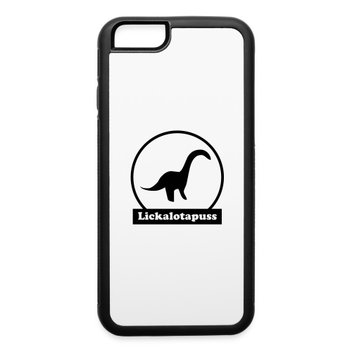 Lickalotapuss - iPhone 6/6s Rubber Case