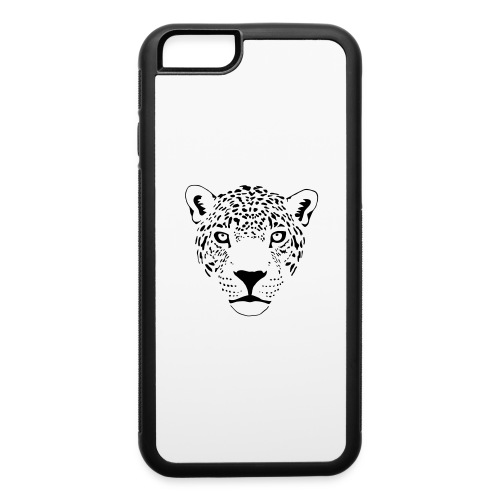 jaguar cougar cat puma panther leopard cheetah - iPhone 6/6s Rubber Case