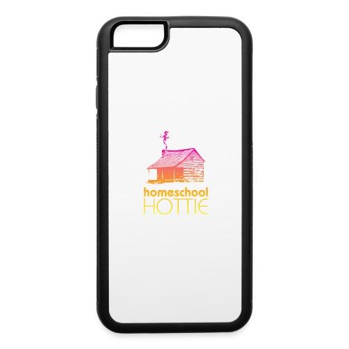 Homeschool Hottie PY - iPhone 6/6s Rubber Case