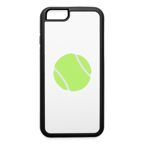 tennis ball - iPhone 6/6s Rubber Case