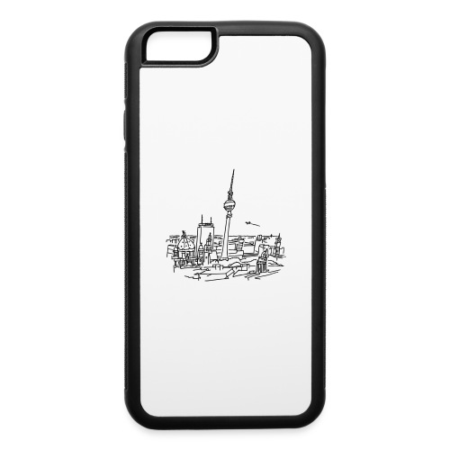 Panorama of Berlin - iPhone 6/6s Rubber Case