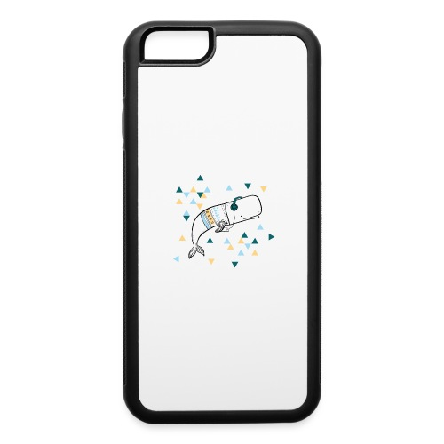 Music Whale - iPhone 6/6s Rubber Case