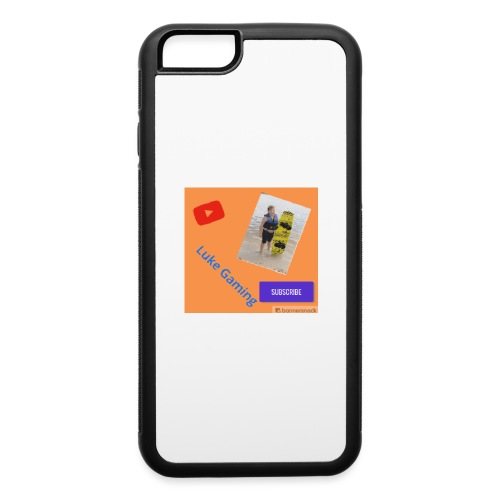 Luke Gaming T-Shirt - iPhone 6/6s Rubber Case