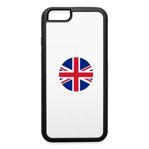 UK Union Jack - iPhone 6/6s Rubber Case