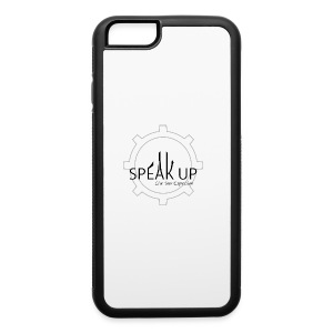 speak up logo 1 - iPhone 6/6s Rubber Case