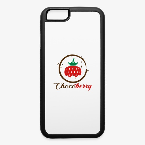 Chocoberry - iPhone 6/6s Rubber Case