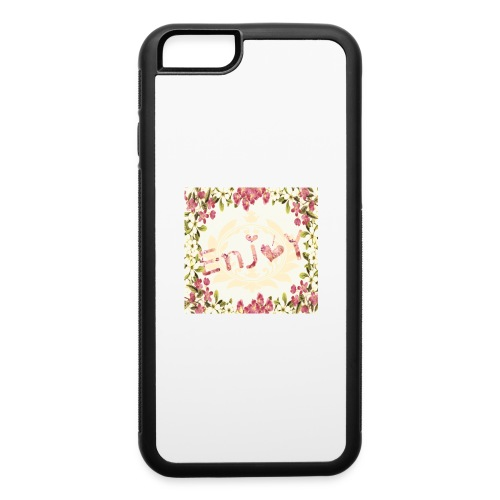20180715 111938 enjoy - iPhone 6/6s Rubber Case