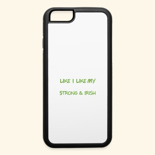 Funny Coffee T Shirts for Men, Women, Kids, Babies - iPhone 6/6s Rubber Case