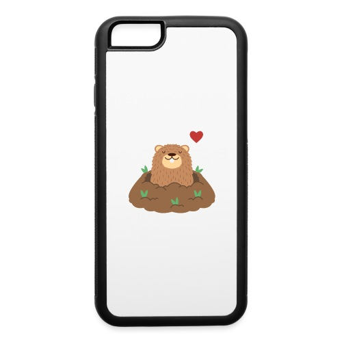 Groundhog Love - iPhone 6/6s Rubber Case