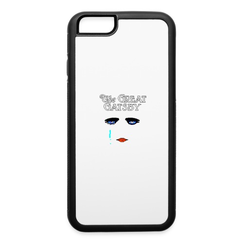 girlyteegraphic - iPhone 6/6s Rubber Case