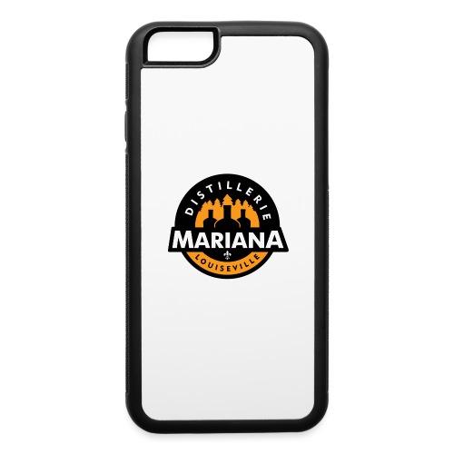 Distillerie Mariana T-Shirt Homme - iPhone 6/6s Rubber Case