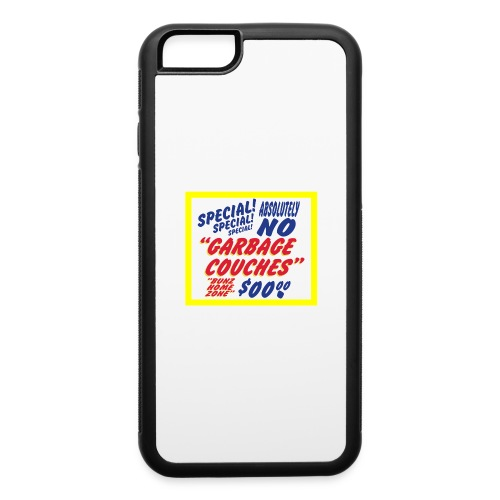 Bunz Home Zone Loyal Larry Garbage Couch - iPhone 6/6s Rubber Case