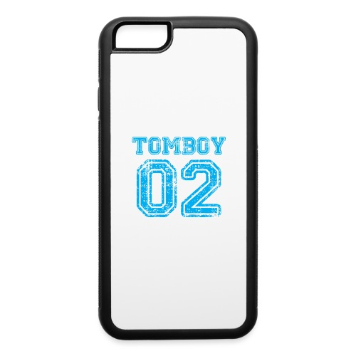 Tomboy02 png - iPhone 6/6s Rubber Case