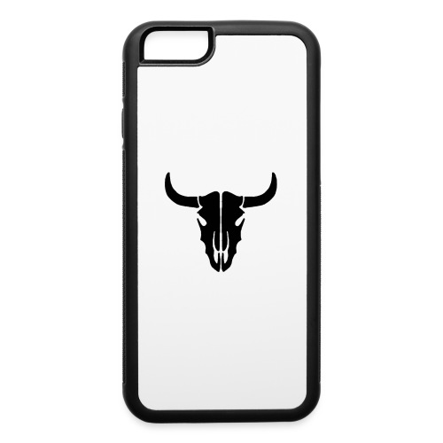 Longhorn skull - iPhone 6/6s Rubber Case