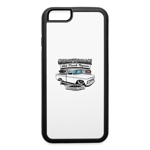 Greasy's Garage Old Truck Repair - iPhone 6/6s Rubber Case